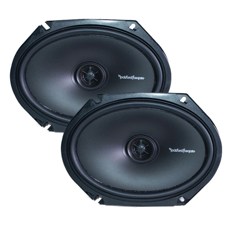 "Rockford Fosgate R168X2 6"" x 8"" 110 Watts Max Power 2-Way ..."