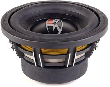 Rockford Fosgate Punch HX2 RFD2110 Component Car Subwoofers at ...