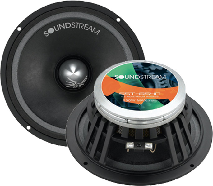 Soundstream component speakers