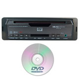 In-Dash DVD Players (No Screen)