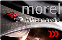 Morel Hifi Car Audio