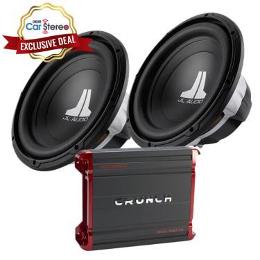 JL Audio 12WOV3-4-PKG