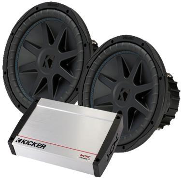 Kicker 40KX16001-44CVX124-PKG