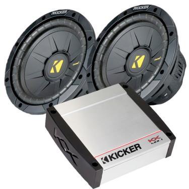 Kicker 40KX4001-40CWS84-PKG