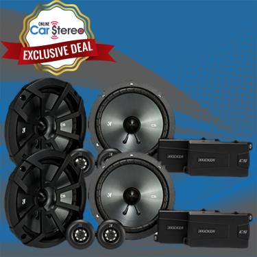 Kicker 43CSS654-PACKAGE