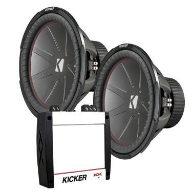 Kicker 43CWR104-PKG