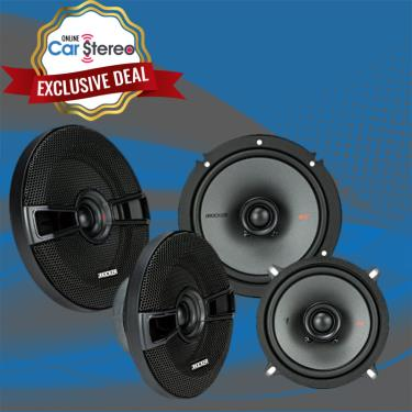 Kicker 44KSC6504+44KSC504-PACKAGE