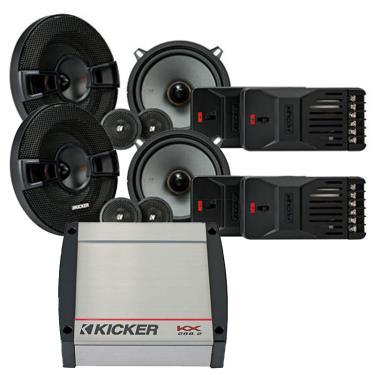 Kicker 44KSS504-PKG