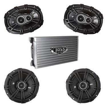 Boss Audio AR1600.4-PKG