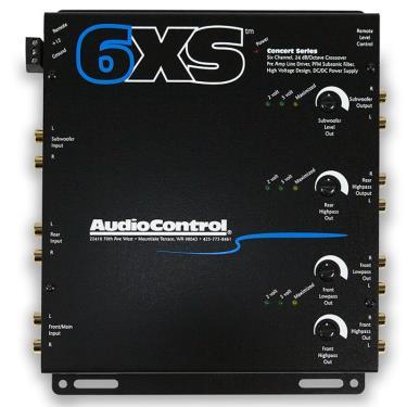 AudioControl 6XSCROSSOVER
