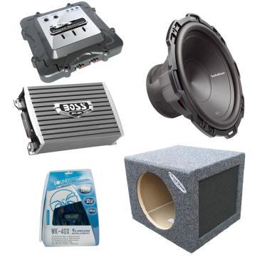 Power Acoustik BASSBOX8C-P1S212-AR1500D-BOX-PKG