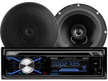 Boss Audio 656BCK