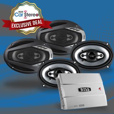 Boss Audio CH4500-PKG