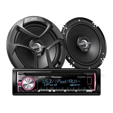 Pioneer DEH-X3600S-CS-J620-PKG