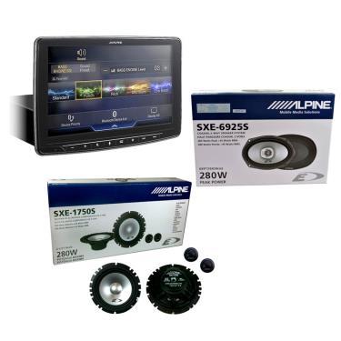 Alpine ILX-F309-PKG