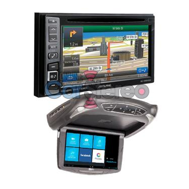 Alpine INE-W960HDMI-PKG4
