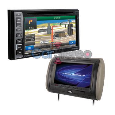 Alpine INE-W960HDMI-PKG6