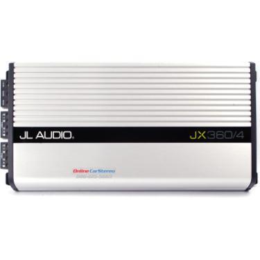 JL Audio JX360/4 (JX3604)