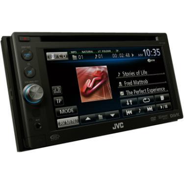JVC KW-AV50