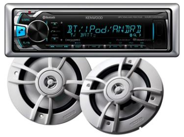 Kenwood PKG-MR312BT