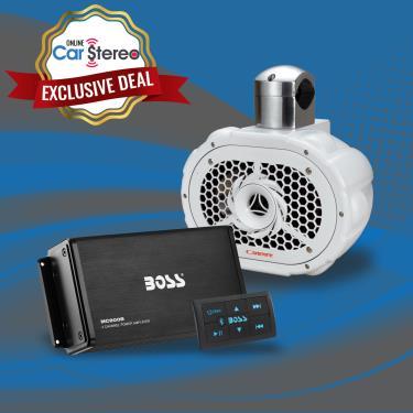 Boss Audio MC900B-PKG