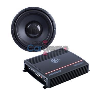 Memphis Audio 16-SRX500D.1BRX1240