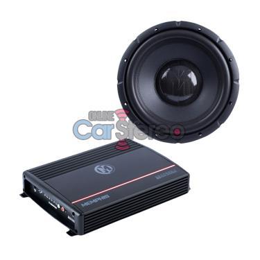 Memphis Audio 16-SRX750D.1BRX1240