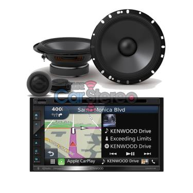 Kenwood DNX575SS-S65C