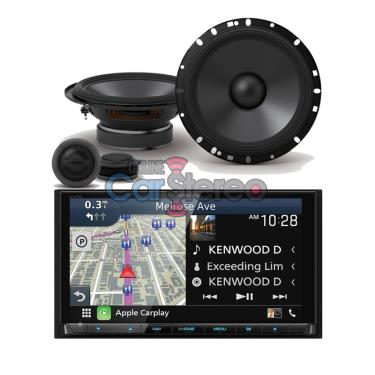 Kenwood DNX995SS-S65C