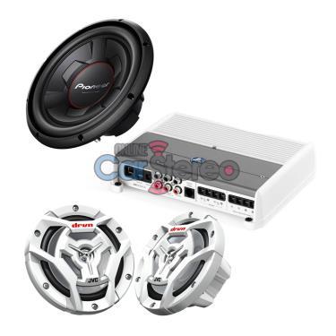 JL Audio M5003TS-W306RCS-DR6201MW