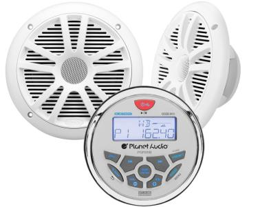 Planet Audio PGR35B-PKG