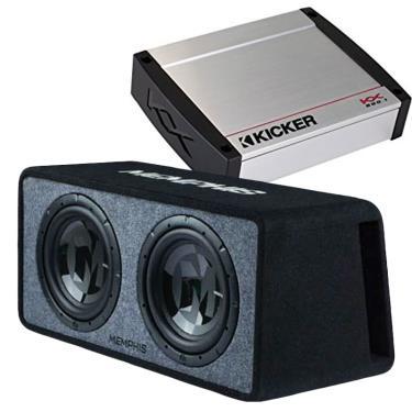 Memphis Audio PRXE12D2-PKG