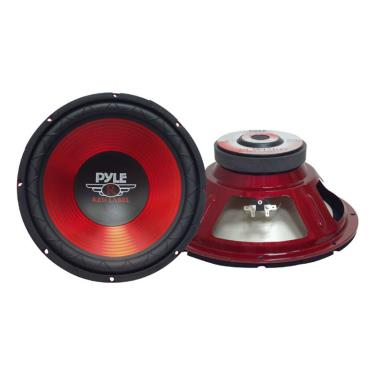 """PIONEER TS-Z10LS2 10/"""" SUBWOOFERS WITH 2-OHM VOICE COIL 2600 WATTS ONE PAIR"""