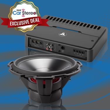 JL Audio RD500/1-PKG