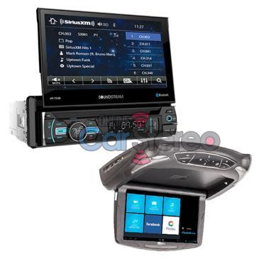 Soundstream VR-75B-PKG4