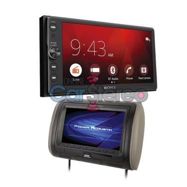 Sony XAV-AX100-PKG5