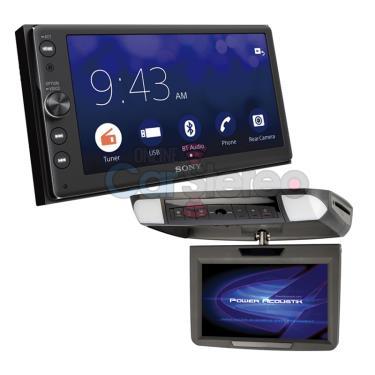 Sony XAV-AX100-PKG2
