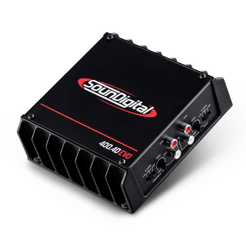 Soundigital 400.4D EVO Evolution Line Class D   4-Channel ...