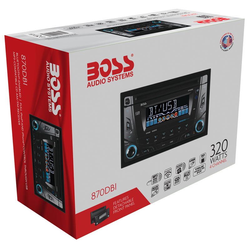Boss 870DBI 7 boss audio 870dbi double din cd usb sd, mp3, fm am player with RC Wiring Diagrams at gsmx.co