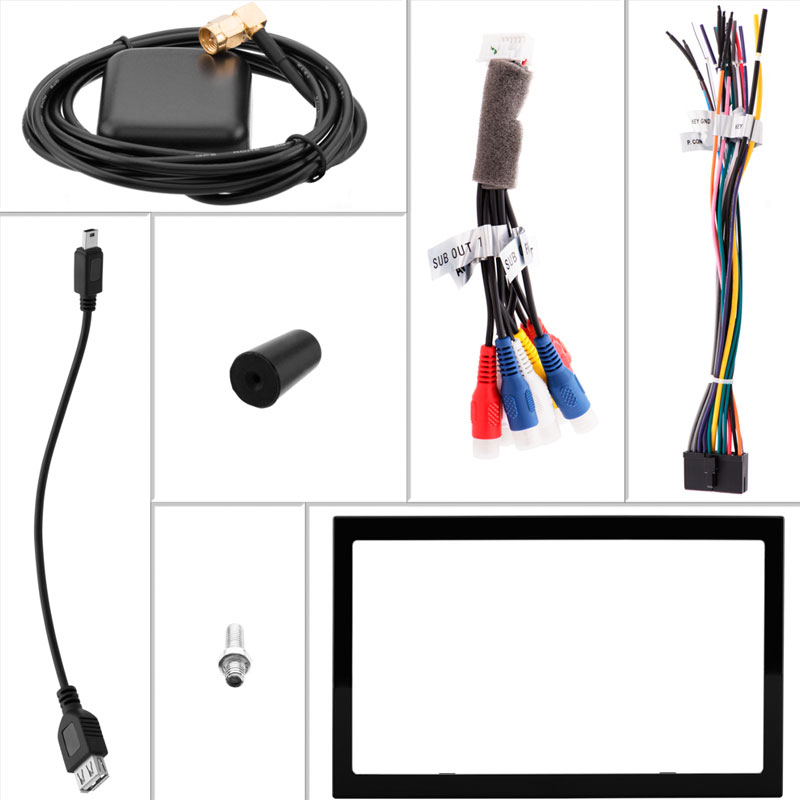 boss car stereo wiring harness adapters    boss    audio bv9386nv bluetooth enabled double din in dash     boss    audio bv9386nv bluetooth enabled double din in dash