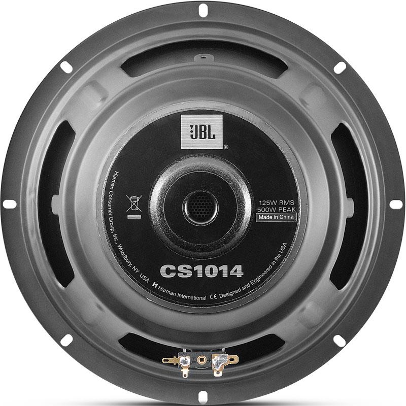 jbl cs1014 10 500 watts power single 4 ohm cs series car. Black Bedroom Furniture Sets. Home Design Ideas