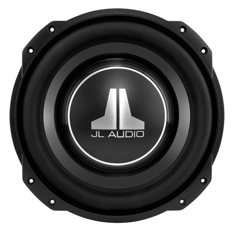 Jl Audio 10tw3d4 92184 Shallowmount 10\ Subwoofer With Dual 4 Rhonlinecarstereo: Jl Audio 10tw3 At Taesk.com