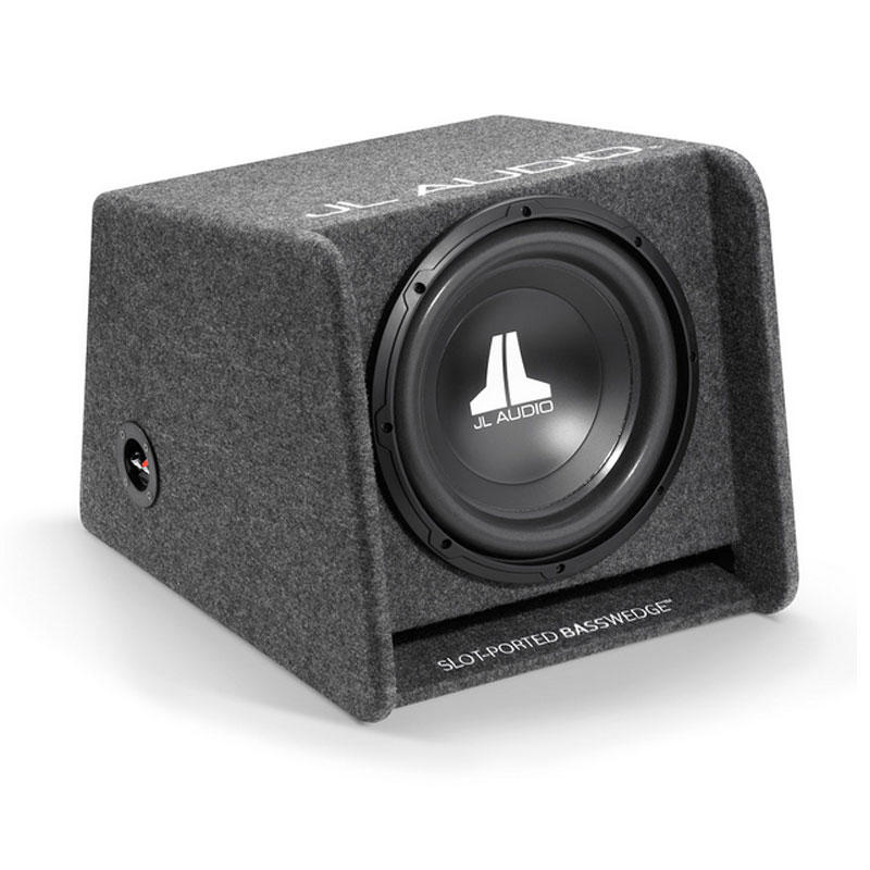 JL Audio CP112-W0v3 (93281) Slot Ported Basswedge