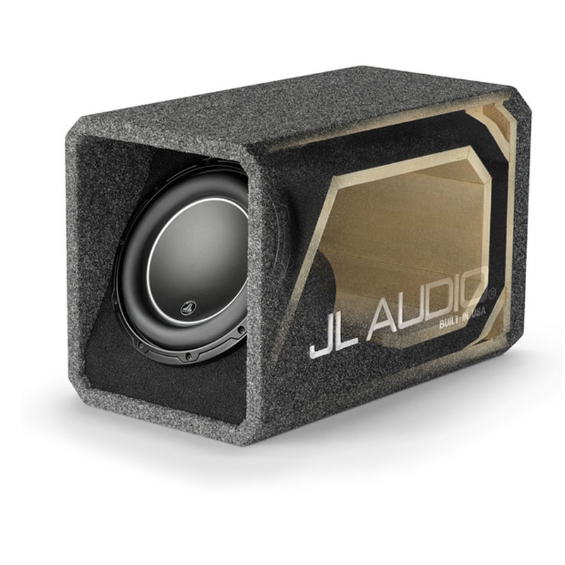 jl audio ho112 w6v3 93315 high output enclosure with. Black Bedroom Furniture Sets. Home Design Ideas