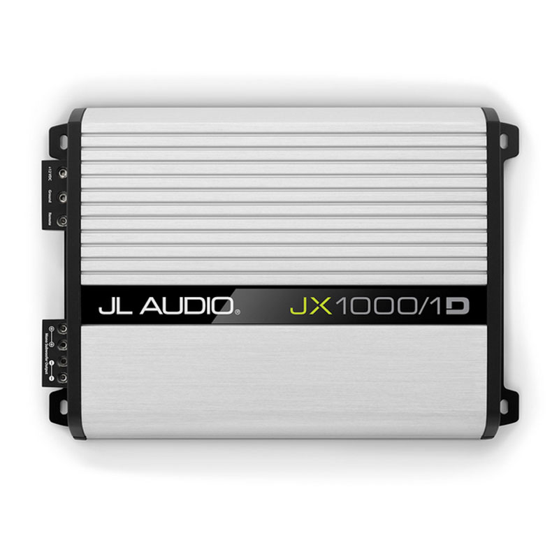 Jl Audio Jx1000  1d  99397  Mono Subwoofer Car Amplifier