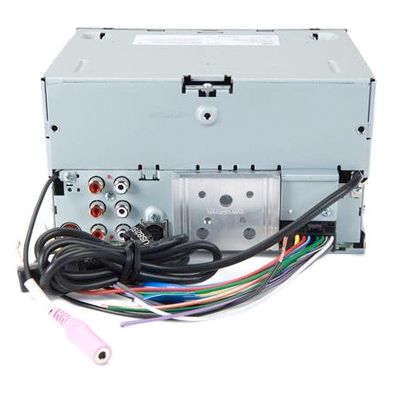 JVC KW-R935BTS 2-DIN Bluetooth In-Dash CD/AM/FM Car Stereo Receiver ...
