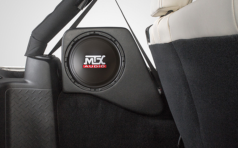 Mtx Jwuld07fb10a Tn Amplified 10 Quot 200w Rms Vehicle