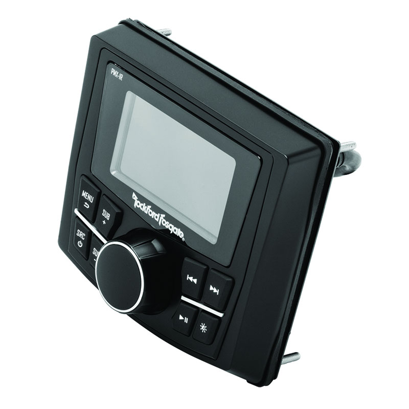 Rockford Fosgate PMX-1R Punch Marine/Motorsport Full Function Wired ...