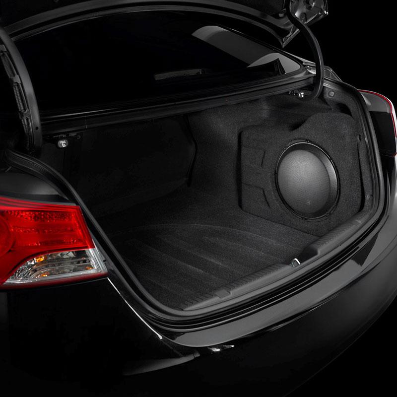 Hyundai Elantra Extended Warranty: JL Audio SB-HY-ELANMD-12W3v3 (94531) Stealthbox® For 2011