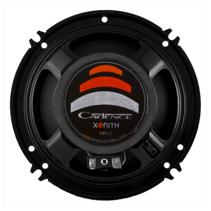 Cadence Xs652 6 5 250w 2 Way Xenith Series High Fidelity